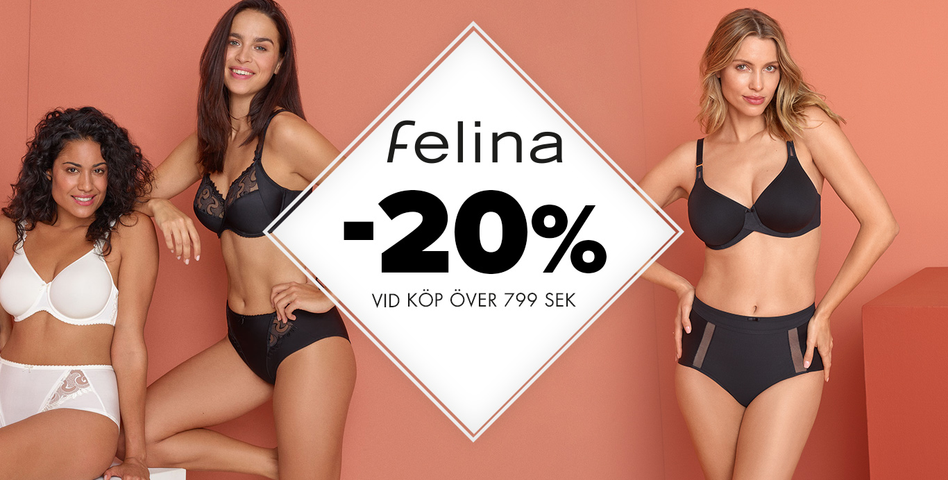 Felina 20% - uppercut.se