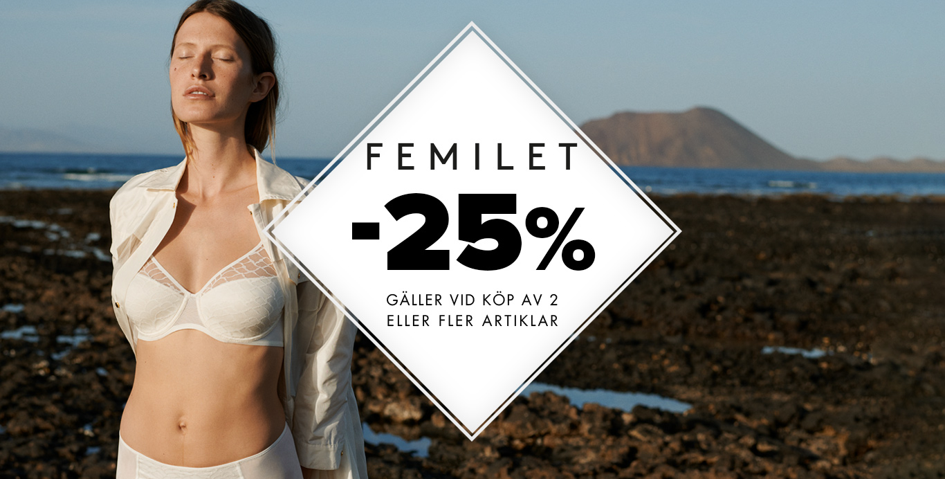 Femilet 25% - uppercut.se