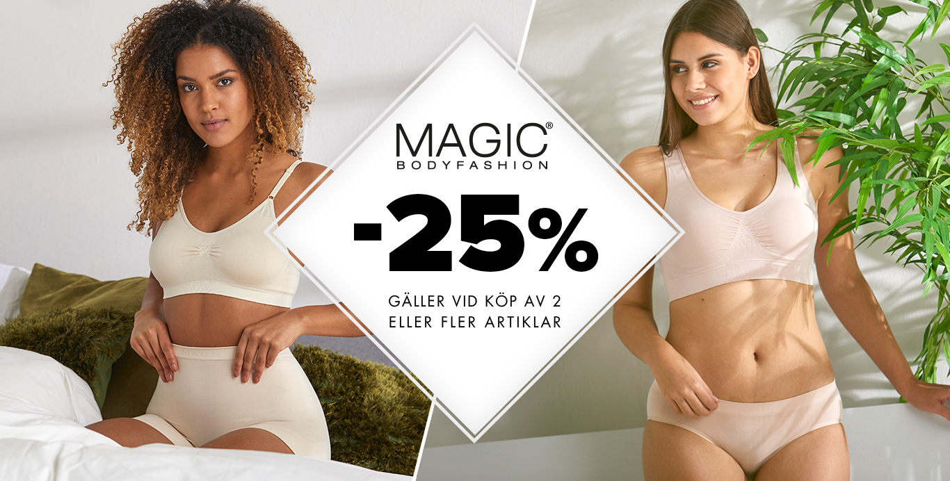 magic 25% - uppercut.se