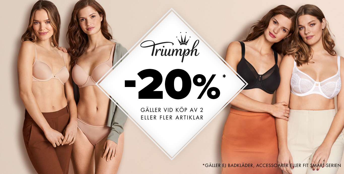 Triumph 20% - uppercut.se