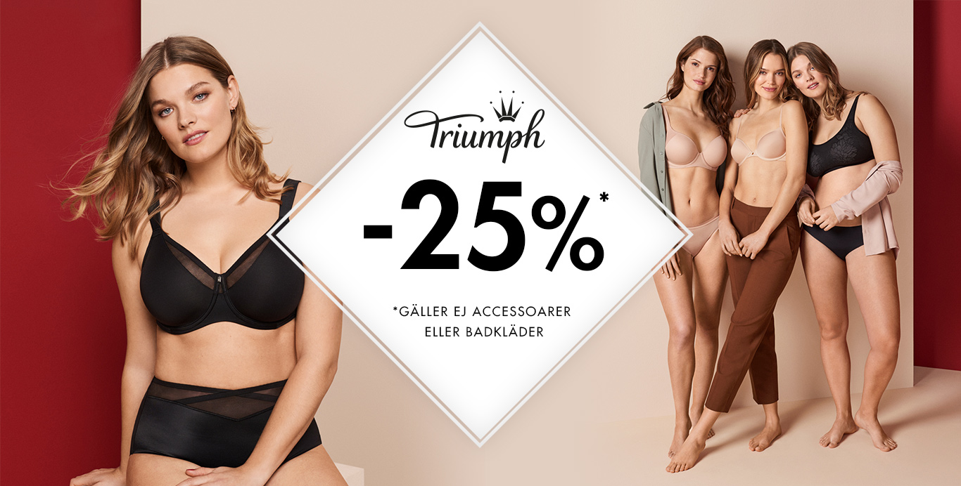 Triumph 25% - Uppercut.se